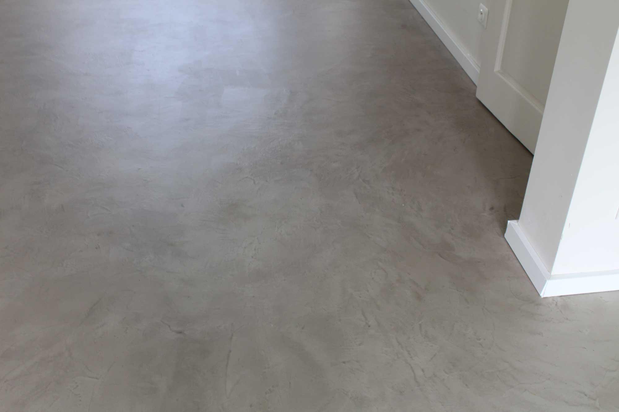 Granito Vloer Verven. Betonvloer Verven Begint Met De Ondergrond ...